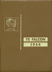 1954 Edition, Castlemont High School - Falcon Yearbook (Oakland, CA)