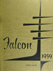 1959 Edition, Castlemont High School - Falcon Yearbook (Oakland, CA)