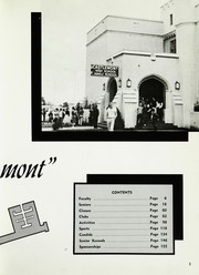 Page 7, 1960 Edition, Castlemont High School - Falcon Yearbook (Oakland, CA) online yearbook collection