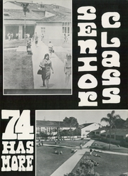 Page 11, 1973 Edition, San Dieguito High School - Hoofprint Yearbook (Encinitas, CA) online yearbook collection