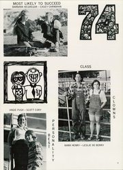 Page 13, 1973 Edition, San Dieguito High School - Hoofprint Yearbook (Encinitas, CA) online yearbook collection