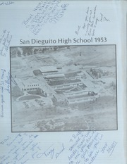 Page 2, 1973 Edition, San Dieguito High School - Hoofprint Yearbook (Encinitas, CA) online yearbook collection