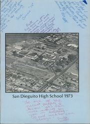 Page 3, 1973 Edition, San Dieguito High School - Hoofprint Yearbook (Encinitas, CA) online yearbook collection