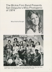 Page 9, 1973 Edition, San Dieguito High School - Hoofprint Yearbook (Encinitas, CA) online yearbook collection