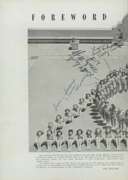 Page 8, 1942 Edition, Mission High School - Mission Yearbook (San Francisco, CA) online yearbook collection