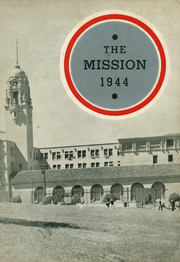 1944 Edition, Mission High School - Mission Yearbook (San Francisco, CA)