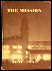1945 Edition, Mission High School - Mission Yearbook (San Francisco, CA)