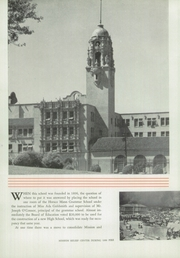 Page 6, 1946 Edition, Mission High School - Mission Yearbook (San Francisco, CA) online yearbook collection