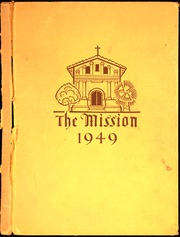 1949 Edition, Mission High School - Mission Yearbook (San Francisco, CA)