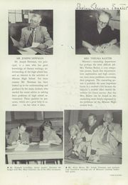Page 15, 1951 Edition, Mission High School - Mission Yearbook (San Francisco, CA) online yearbook collection