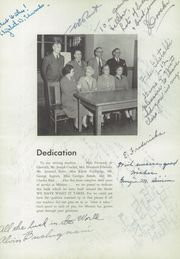 Page 8, 1951 Edition, Mission High School - Mission Yearbook (San Francisco, CA) online yearbook collection