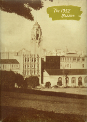 1952 Edition, Mission High School - Mission Yearbook (San Francisco, CA)