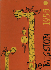 1955 Edition, Mission High School - Mission Yearbook (San Francisco, CA)