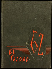 1962 Edition, Aragon High School - El Tesoro Yearbook (San Mateo, CA)