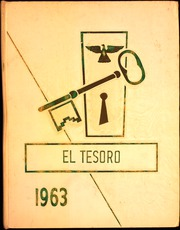 1963 Edition, Aragon High School - El Tesoro Yearbook (San Mateo, CA)