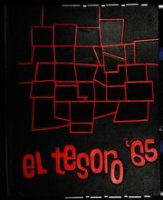 1965 Edition, Aragon High School - El Tesoro Yearbook (San Mateo, CA)