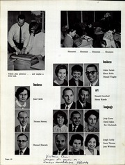 Page 14, 1965 Edition, Aragon High School - El Tesoro Yearbook (San Mateo, CA) online yearbook collection