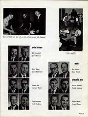 Page 17, 1965 Edition, Aragon High School - El Tesoro Yearbook (San Mateo, CA) online yearbook collection