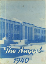1940 Edition, McClatchy High School - Nugget Yearbook (Sacramento, CA)