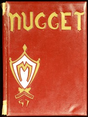 1957 Edition, McClatchy High School - Nugget Yearbook (Sacramento, CA)