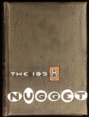 1958 Edition, McClatchy High School - Nugget Yearbook (Sacramento, CA)
