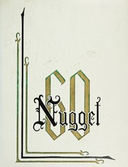 1960 Edition, McClatchy High School - Nugget Yearbook (Sacramento, CA)