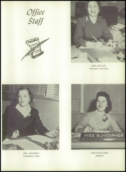 Page 11, 1957 Edition, Arroyo High School - Arroyan Yearbook (San Lorenzo, CA) online yearbook collection