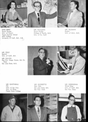 Page 15, 1959 Edition, Arroyo High School - Arroyan Yearbook (San Lorenzo, CA) online yearbook collection