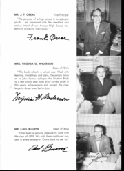 Page 7, 1959 Edition, Arroyo High School - Arroyan Yearbook (San Lorenzo, CA) online yearbook collection
