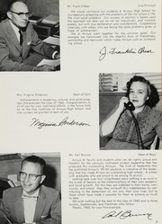 Page 11, 1960 Edition, Arroyo High School - Arroyan Yearbook (San Lorenzo, CA) online yearbook collection