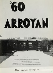 Page 5, 1960 Edition, Arroyo High School - Arroyan Yearbook (San Lorenzo, CA) online yearbook collection