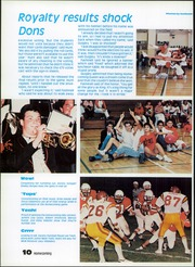 Page 12, 1986 Edition, Arroyo High School - Arroyan Yearbook (San Lorenzo, CA) online yearbook collection