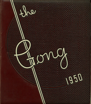 Page 1, 1950 Edition, Escondido High School - Gong Yearbook (Escondido, CA) online yearbook collection