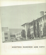 Page 6, 1950 Edition, Escondido High School - Gong Yearbook (Escondido, CA) online yearbook collection