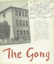 Page 7, 1950 Edition, Escondido High School - Gong Yearbook (Escondido, CA) online yearbook collection