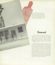 Page 9, 1950 Edition, Escondido High School - Gong Yearbook (Escondido, CA) online yearbook collection