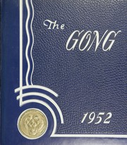 Page 1, 1952 Edition, Escondido High School - Gong Yearbook (Escondido, CA) online yearbook collection