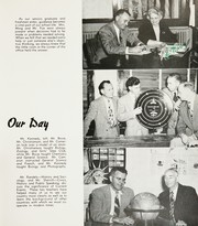 Page 15, 1952 Edition, Escondido High School - Gong Yearbook (Escondido, CA) online yearbook collection