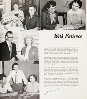 Page 16, 1952 Edition, Escondido High School - Gong Yearbook (Escondido, CA) online yearbook collection