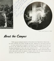 Page 7, 1952 Edition, Escondido High School - Gong Yearbook (Escondido, CA) online yearbook collection