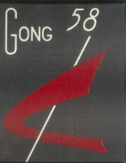 1958 Edition, Escondido High School - Gong Yearbook (Escondido, CA)
