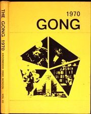 1970 Edition, Escondido High School - Gong Yearbook (Escondido, CA)