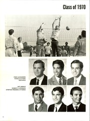 Page 16, 1970 Edition, St John Bosco High School - Brave Yearbook (Bellflower, CA) online yearbook collection