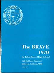 Page 5, 1970 Edition, St John Bosco High School - Brave Yearbook (Bellflower, CA) online yearbook collection