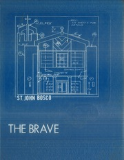 1979 Edition, St John Bosco High School - Brave Yearbook (Bellflower, CA)