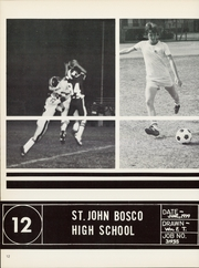 Page 16, 1979 Edition, St John Bosco High School - Brave Yearbook (Bellflower, CA) online yearbook collection