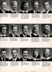 Page 17, 1959 Edition, Las Lomas High School - El Caballero Yearbook (Walnut Creek, CA) online yearbook collection