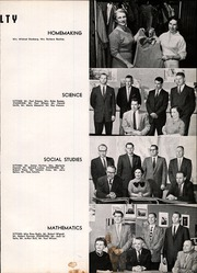 Page 9, 1959 Edition, Las Lomas High School - El Caballero Yearbook (Walnut Creek, CA) online yearbook collection