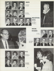 Page 12, 1967 Edition, Las Lomas High School - El Caballero Yearbook (Walnut Creek, CA) online yearbook collection