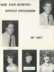 Page 15, 1967 Edition, Las Lomas High School - El Caballero Yearbook (Walnut Creek, CA) online yearbook collection